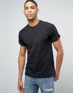 Черная футболка adidas Originals California BK7560 - Черный