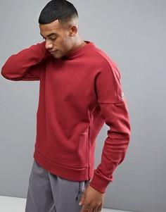 Красный свитшот adidas ZNE B46976 - Красный