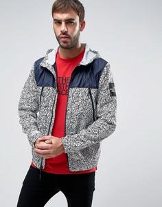 2-цветная куртка с принтом The North Face 1990 Mountain - Белый