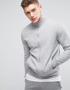 Серая спортивная куртка New Look - Серый