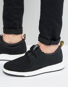 Сетчатые кроссовки Dr Martens Lite Evade - Черный