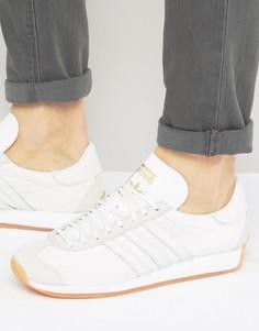 Кроссовки Adidas Originals Country OG - Белый