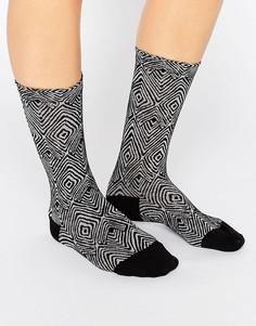 Черные носки Falke Okapi - Черный