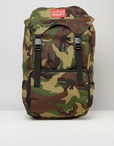 Походный рюкзак Manhattan Portage Cordura - Зеленый
