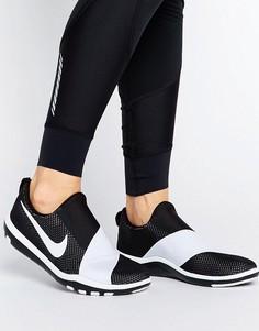 Черные кроссовки Nike Free Connect - Черный