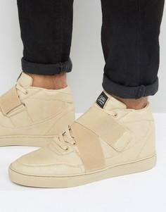 Песочные кроссовки с ремешками Sixth June - Черный