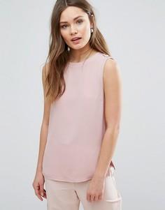 Майка с D-образными кольцами New Look - Розовый