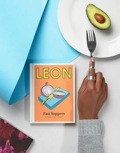 Книга Leon: Fast Suppers - Мульти Books