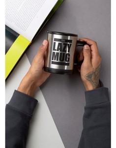 Кружка с надписью Lazy Mug - Мульти Gifts