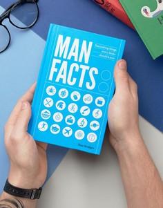 Книга Man Facts Book - Мульти Books