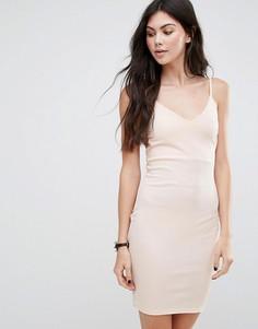 Платье-комбинация Daisy Street - Розовый