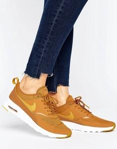 Оранжевые кроссовки Nike Air Max Thea - Оранжевый