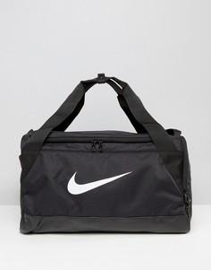 Черная маленькая сумка Nike Brasilia BA5335-010 - Черный