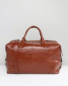 Кожаная сумка Royal RepubliQ Supreme - Рыжий