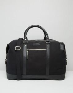 Черная сумка Sandqvist Jordan - Черный