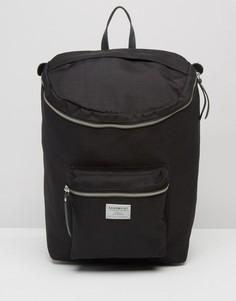 Черный рюкзак Sandqvist Tobias Cordura - Черный