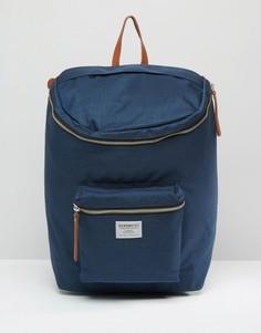 Синий рюкзак Sandqvist Tobias Cordura - Синий