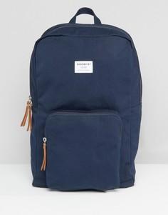 Синий рюкзак Sandqvist Kim - Синий