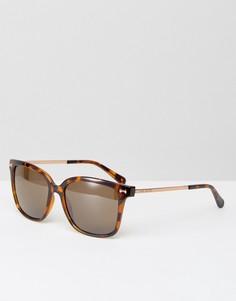 Солнцезащитные очки Ted Baker Elin - Коричневый
