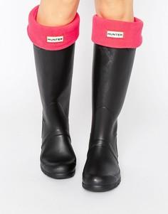 Розовые носки Hunter Original - Розовый