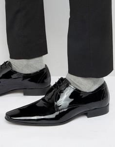 Лакированные туфли-дерби KG Kurt Geiger Anton - Черный