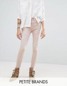 Джинсы скинни New Look Petite - Розовый