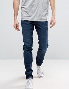 Темные эластичные джинсы скинни Hilfiger Denim Simon - Синий