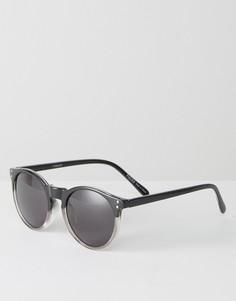 Солнцезащитные очки Pieces Miksi - Черный
