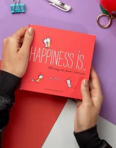 Книга Happiness is - Мульти Books