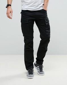 Узкие брюки G-Star Rovic - Черный