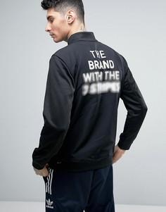 Спортивная куртка adidas Originals - Черный
