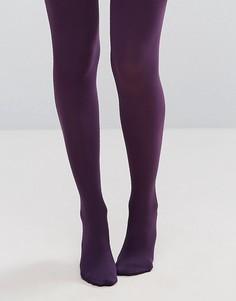 Цветные колготки Gipsy Damson - Фиолетовый