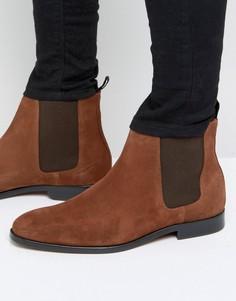 Замшевые ботинки челси Paul Smith Gerald - Рыжий