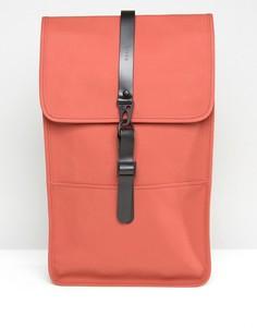 Рюкзак Rains - Красный
