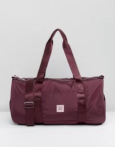 Бордовая сумка Herschel Supply Co. Sutton - Фиолетовый
