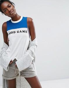 Майка с принтом Good Game Free People Movement - Мульти