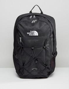Черный рюкзак The North Face Rodey - Черный
