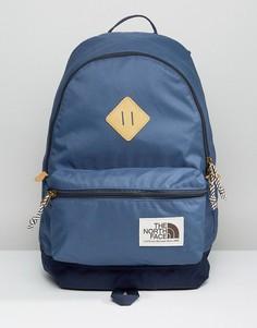 Синий рюкзак The North Face Berkeley - Синий