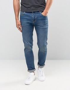 Эластичные узкие джинсы ASOS - Синий