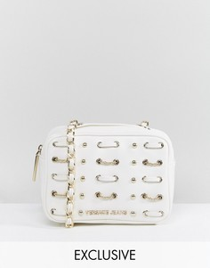 Сумка через плечо Versace Jeans - Белый