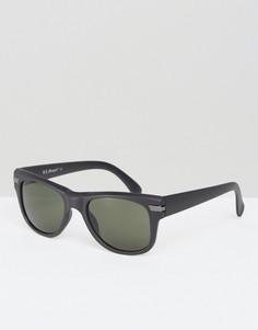 Квадратные солнцезащитные очки AJ Morgan - Черный