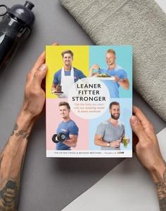 Книга Leaner Fitter Stronger - Мульти Books