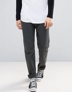 Прямые джинсы Globe Coverdale - Черный