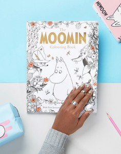 Книга-раскраска The Moomin - Мульти Books