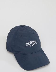 Кепка с логотипом Billionaire Boys Club - Темно-синий