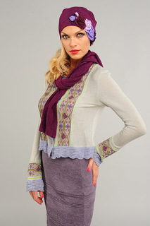 Комплект: шапка и шарф Lak Miss