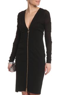 Платье джерси Versace Collection