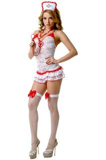 Костюм Медсестры кружевной Le Frivole Costumes