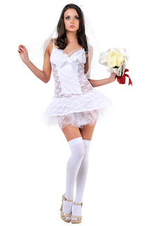 Невеста Le Frivole Costumes