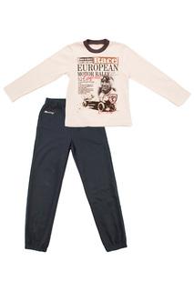 Комплект: джемпер, брюки Апрель
